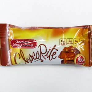 Chocorite Bar (32g) - Chocolate Crispy Caramel - front view