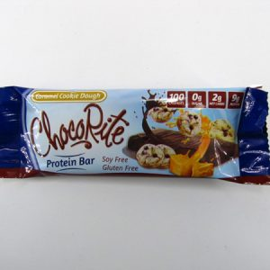 Chocorite protein bar (34g) - Caramel Cookie Dough - front view