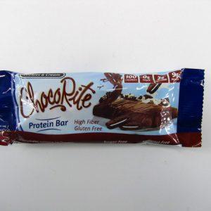 Chocorite Protein Bar ( 34g) - Cookies & Cream - front view