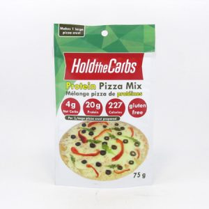 Hold the Carbs - Protein Pizza Mix 75g - front view