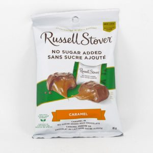 Russell Stover - Caramel - front view