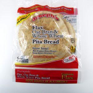 Joseph's Pita Bread - front view