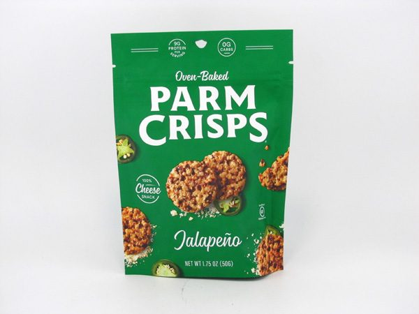 Parm Crisps Mini - Jalapeno (50g) - front view