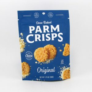 Parm Crisps Mini - Original (50g) - front view
