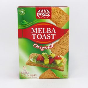 Melba Toast - Original - front view