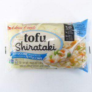 Tofu Shirataki - Fettucine - front view