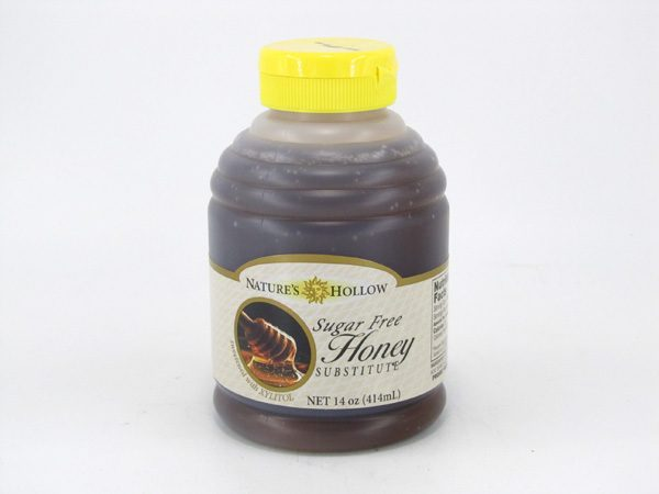 Nature's Hollow Sugar Free - Honey - front view