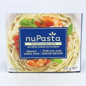 nuPasta - Angel hair - front view