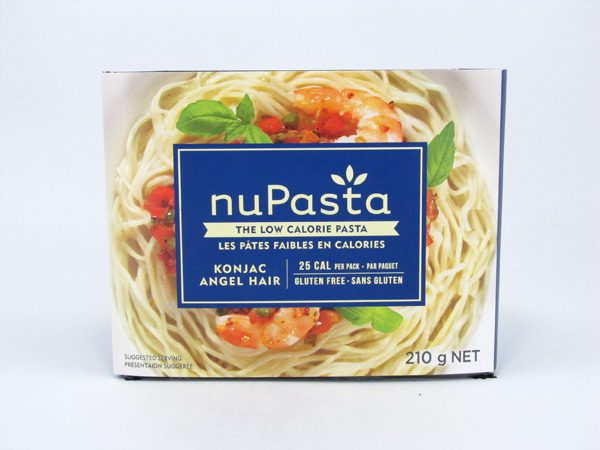 nuPasta - Angel hair - front view