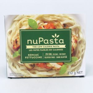 nuPasta - Fettuccine - front view