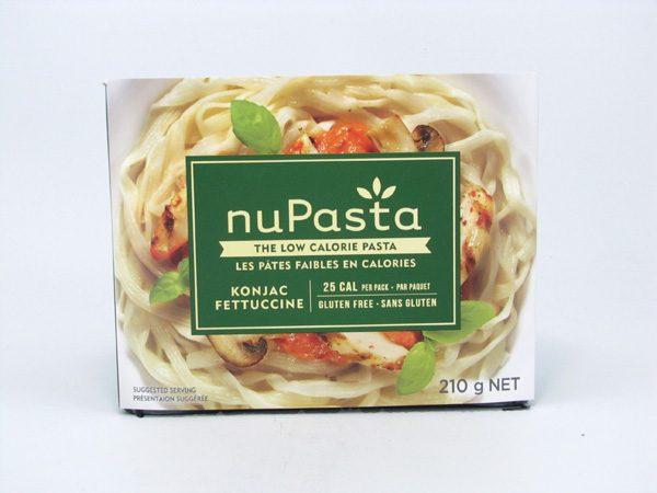 nuPasta - Fettuccine - front view