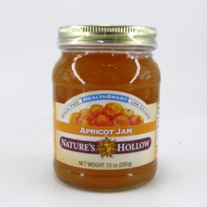 Nature's Hollow Jam - Apricot - front view