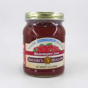 Nature's Hollow Jam - Raspberry - front view