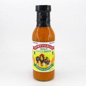 Portugallo Sauce - Mild - front view