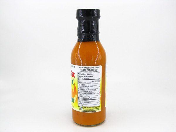 Portugallo Sauce - Mild - back view