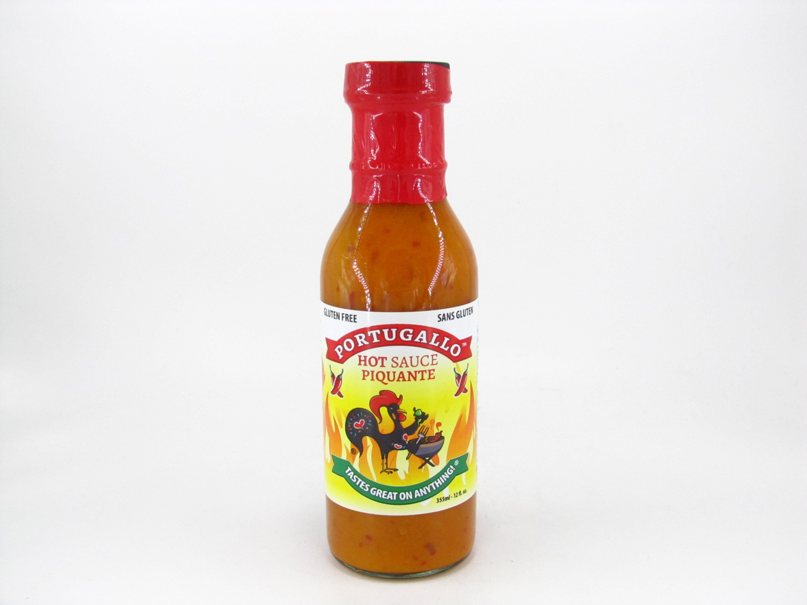 Portugallo Sauce - Hot - front view