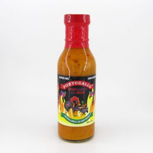 Portugallo Sauce - Spicy Garlic - front view