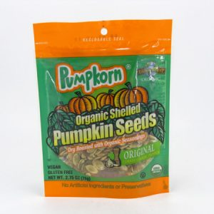 Pumpkorn Pumpkin Seeds - Original - front view