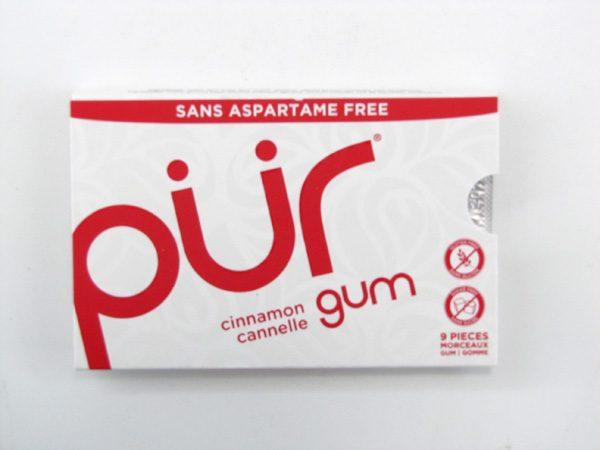 Pur Gum - Cinnamon - front view