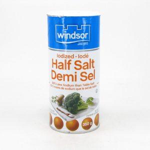 Half Salt - front view