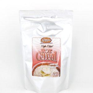 Sensato Hot Cereal - Butter Pecan - front view