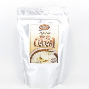 Sensato Hot Cereal - Apple Cinnamon - front view