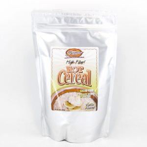 Sensato Hot Cereal - Vanilla Almond - front view