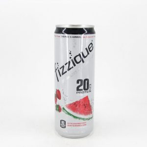 Fizzique Sparkling Protein Water - Strawberry Watermelon - front view