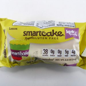 Smart Cake - Lemon - front view
