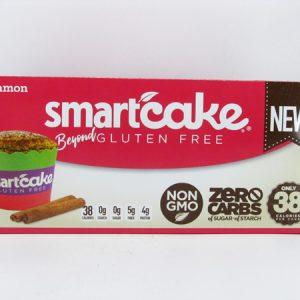 Smart Cake - Cinnamon Box of 8 - front view