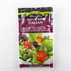 Waldenfarms Single Packet - Italian - front view