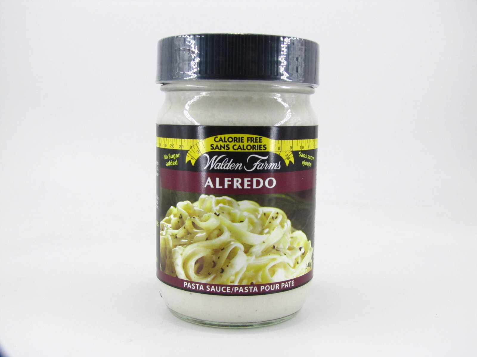 Waldenfarms Pasta Sauce - Alfredo - front view
