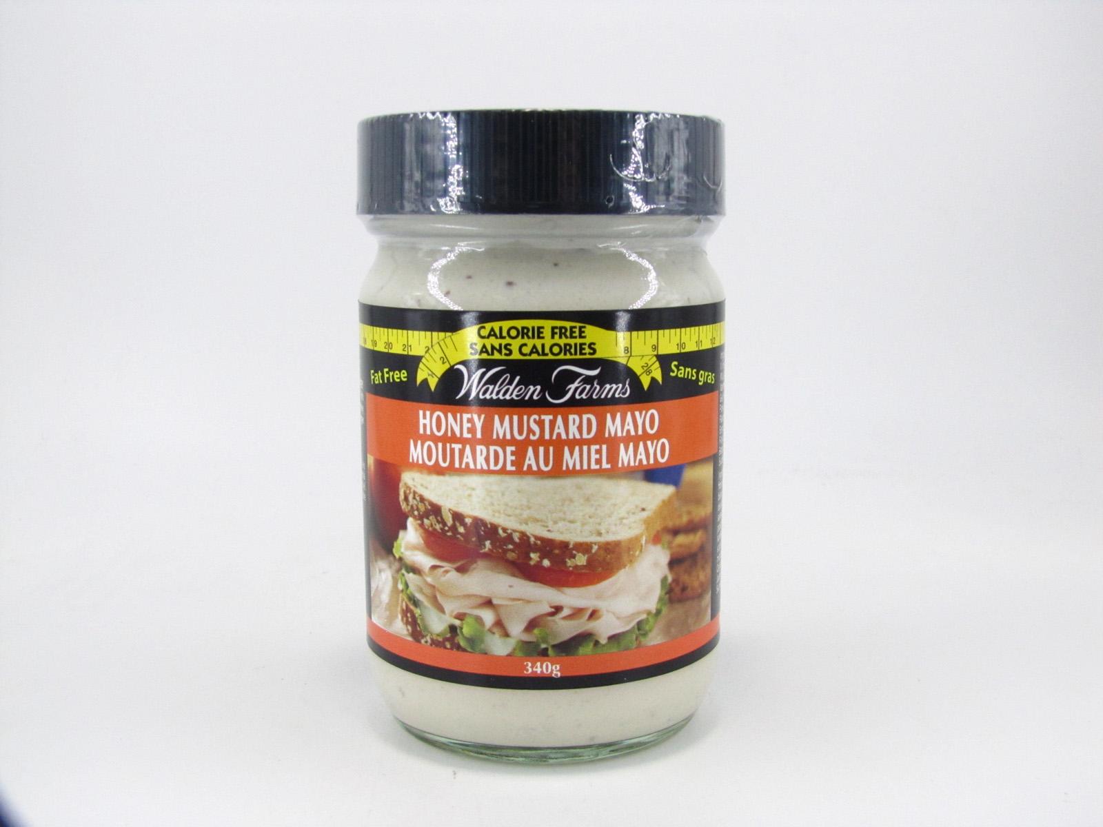 Waldenfarms Mayo - Honey Mustard - front view