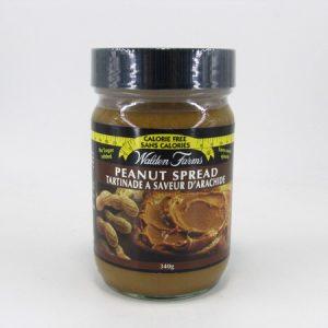 Waldenfarms Peanut Spread - Peanut - front view