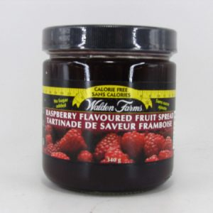 Waldenfarms Fruit Spread - Raspberry - front view