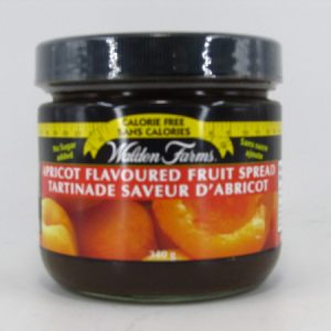 Waldenfarms Fruit Spread - Apricot - front view