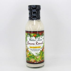 Waldenfarms Salad Dressing - Bacon Ranch - front view