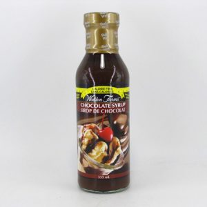 Waldenfarms Syrup - Chocolate - front view