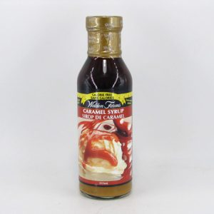 Waldenfarms Syrup - Caramel - front view