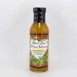 Waldenfarms Salad Dressing - Italian - front view