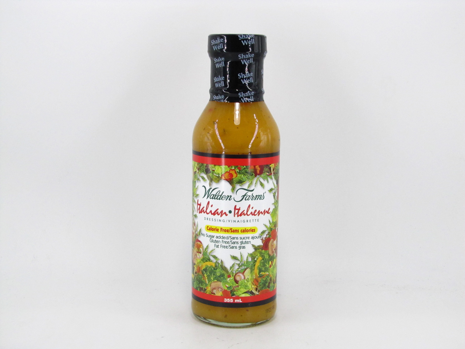 Waldenfarms Salad Dressing - Italian - front view