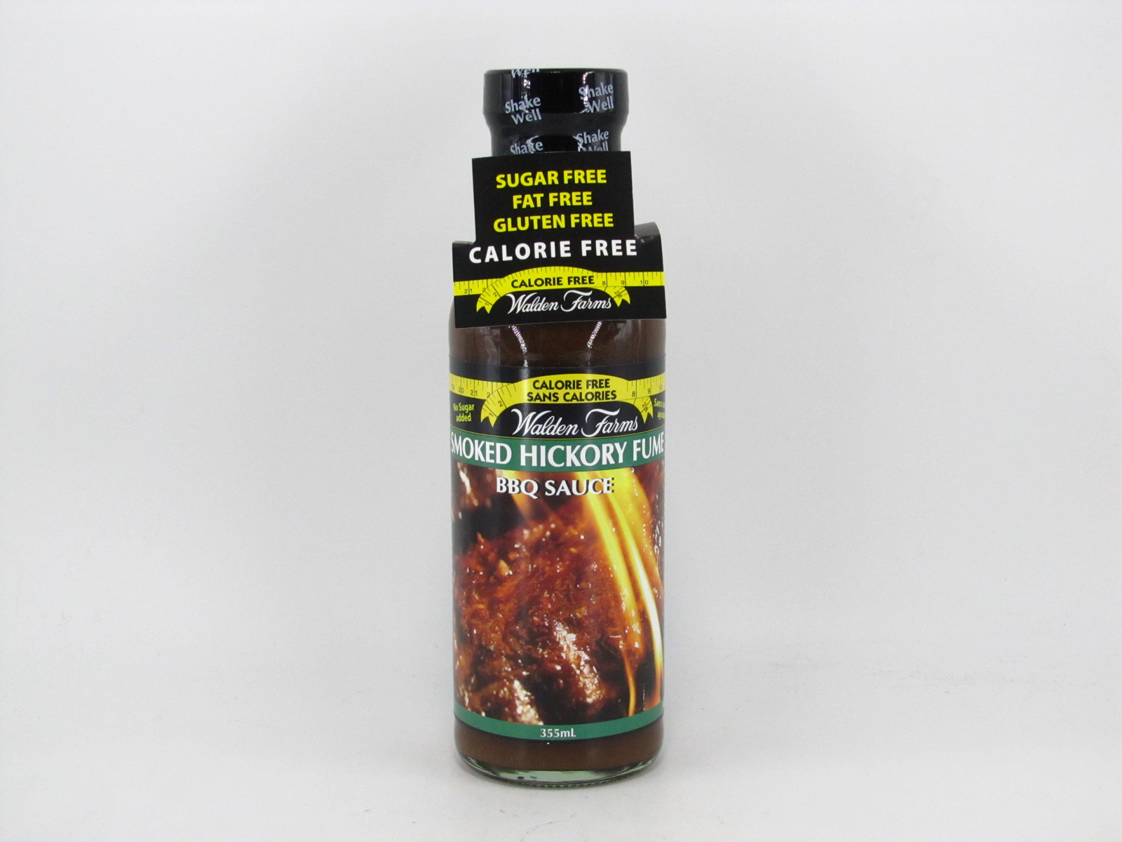 Waldenfarms BBQ Sauce - Smoked Hickory - front view