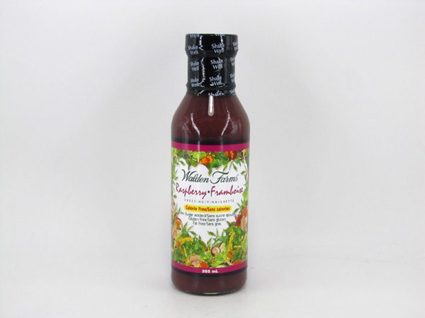 Waldenfarms Salad Dressings - Raspberry Vinaigrette - front view