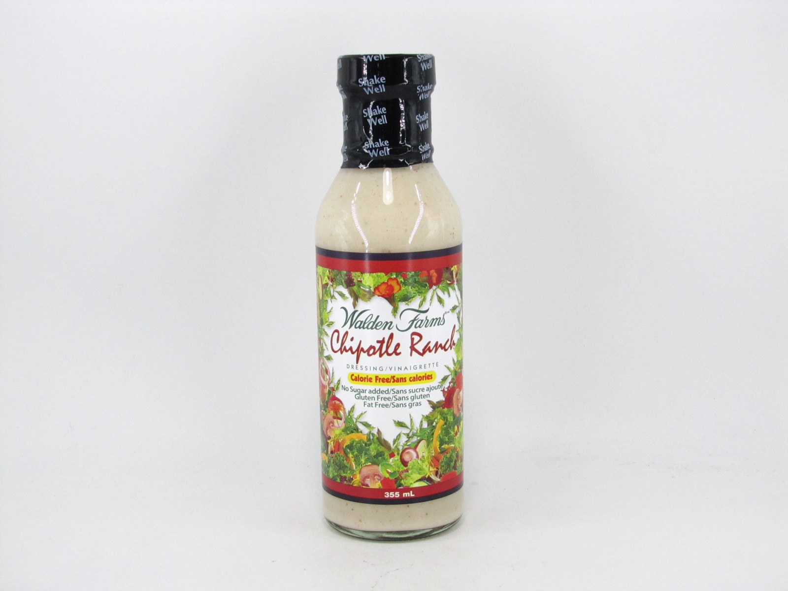 Waldenfarms Salad Dressing - Chipotle Ranch - front view