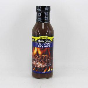 Waldenfarms BBQ Sauce - Original - front view