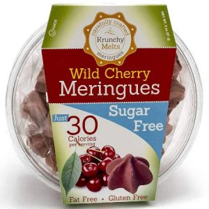 Krunchy Melts Meringues - Wild Cherry