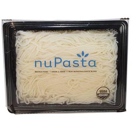 NuPasta Organic Konjac - Angel Hair 210g .