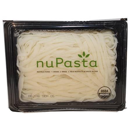 NuPasta Organic Konjac - Fettuccine 210g