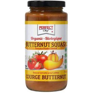 Perfect Chef Organic Butternut Squash Pasta Sauce 740ml