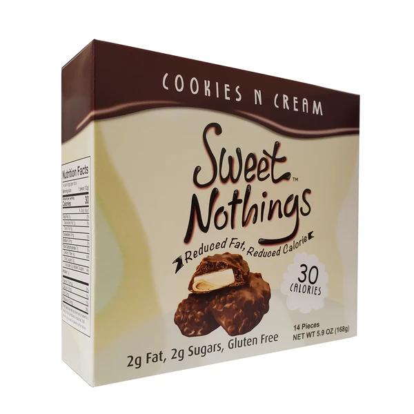 Sweet Nothings - Cookies and Cream 168g